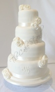 Claire's Wedding Cake